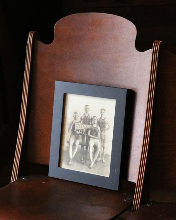 1921' Team Photo|1921年代のフレームフォト