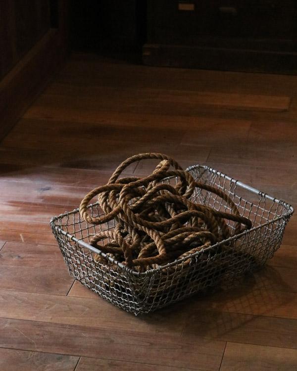 Industrial Wire Tray B|インダストリアル ワイヤートレー B