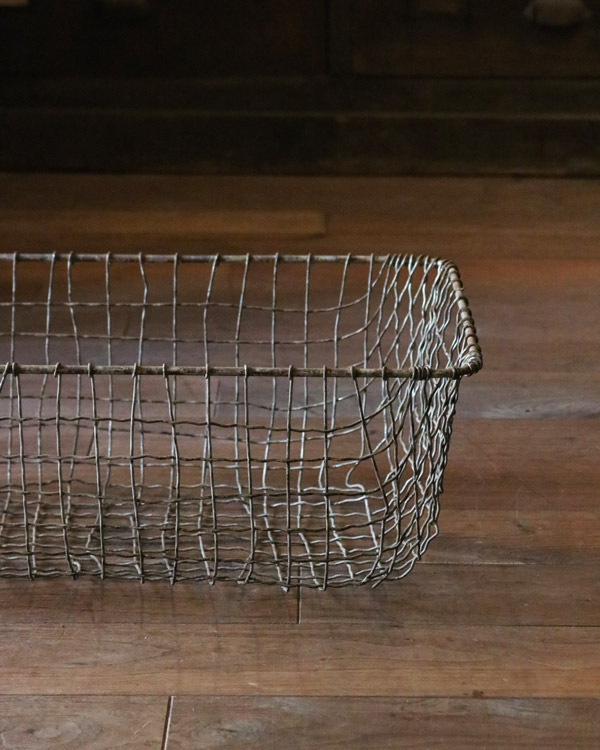 Industrial Wire Tray A|インダストリアル ワイヤートレー A