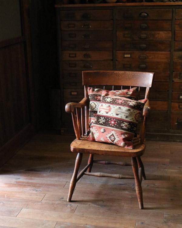 Old Kilim Cushion H|オールドキリムクッション H