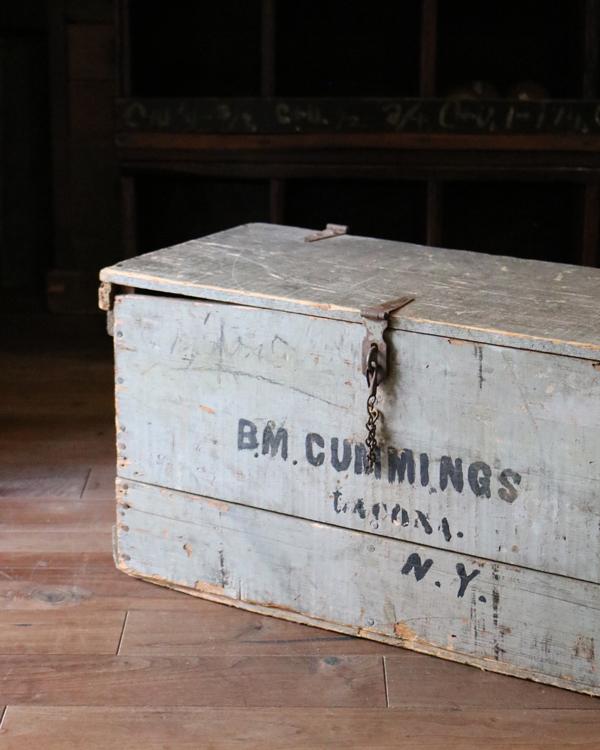 """B.M.CUMMINGS"" Egg Crate ""B.M.CUMMINGS""エッグクレート"