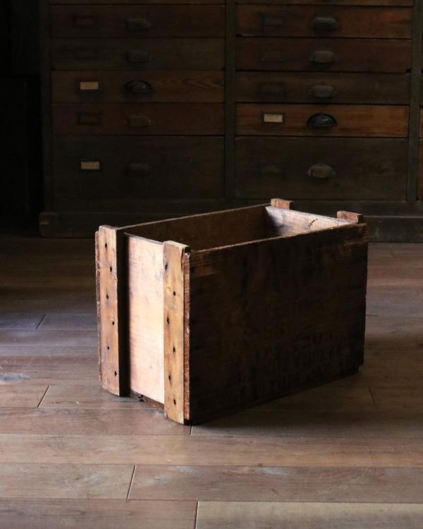 Army Wood Box|アーミー ウッドボックス