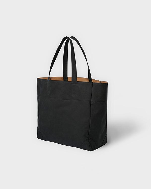 PHIGVEL フィグベル BONDING TOTE BAG M  ボンディングトートバッグ M【DUST BLACK】