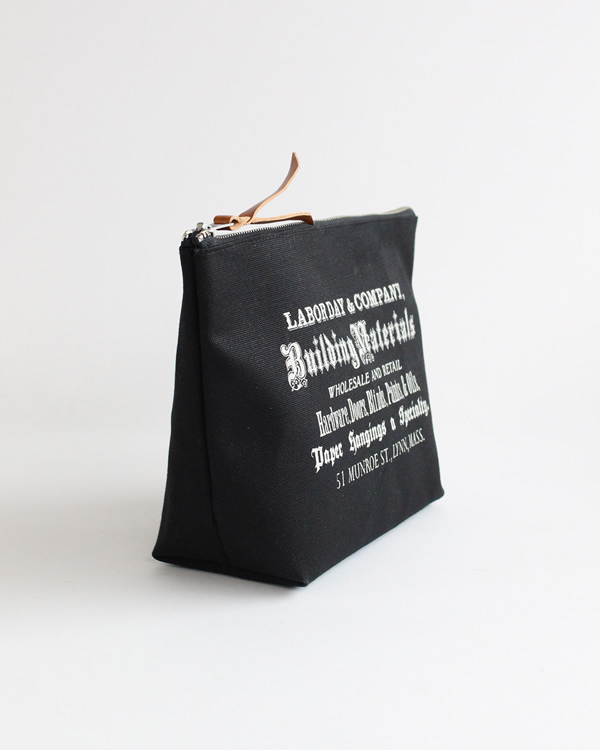 LABOR DAY レーバーデイ| STAND TOOL POUCH スタンドツールポーチ 【BLACK】