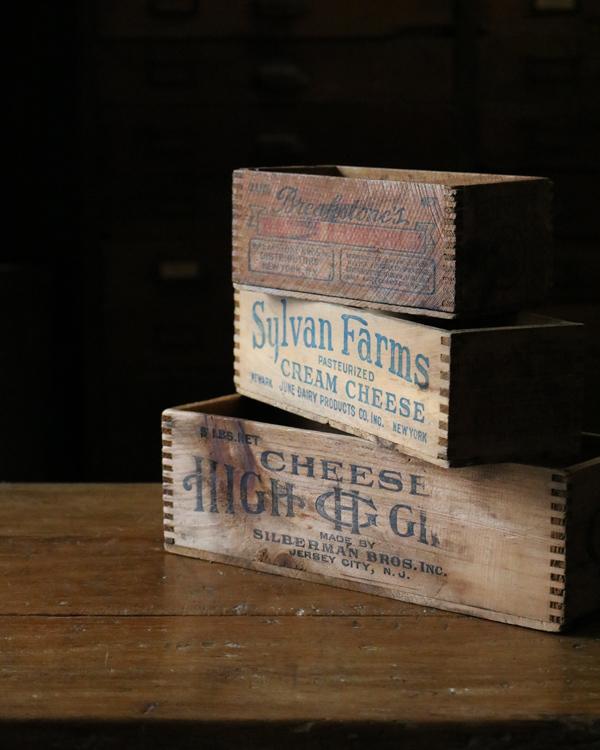 """HIGH GRADE"" Cheese Box|""HIGH GRADE""ブランドのチーズボックス"