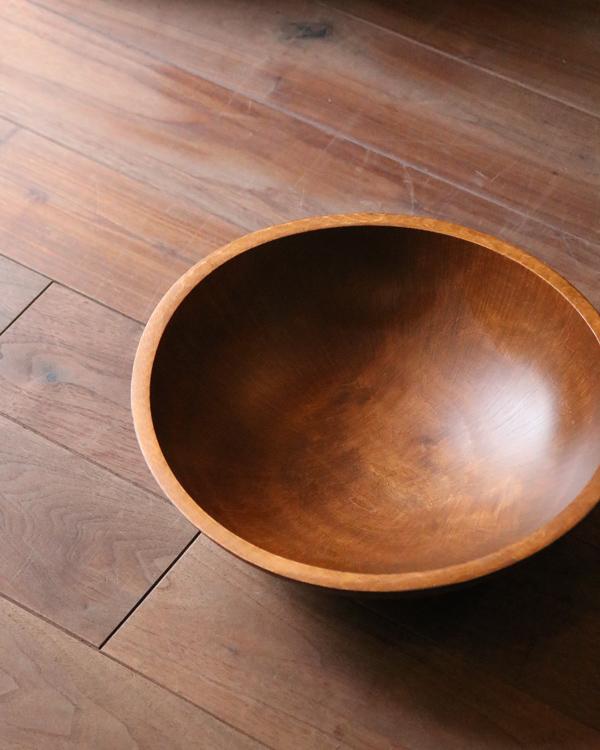 Maple Round Bowl C|メープルラウンドボウル C