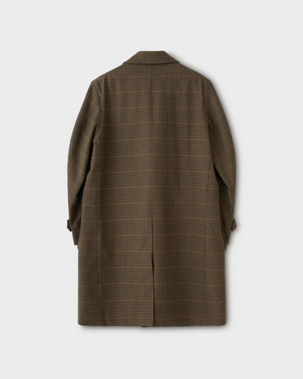 PHIGVEL フィグベル|GOODMAN'S OVER COAT グッドマンズ オーバーコート【CHECK】