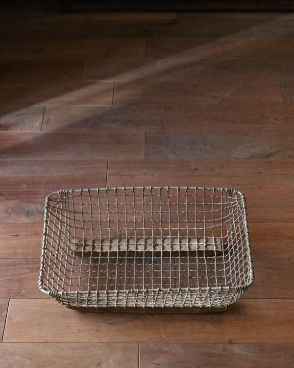 Industrial Wire Basket|インダストリアルワイヤーバスケット