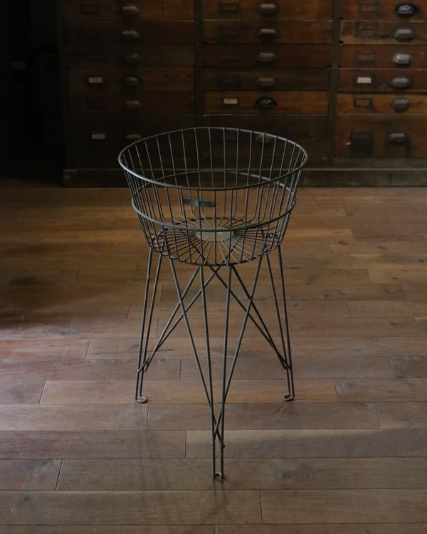 Grocery Store Stand Basket|グロッサリーストア スタンドバスケット