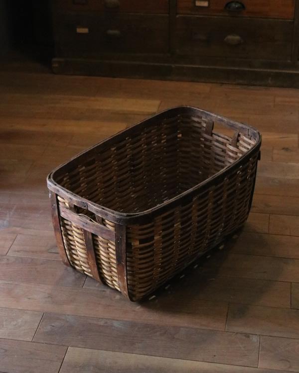 Cloth Basket|クロースバスケット