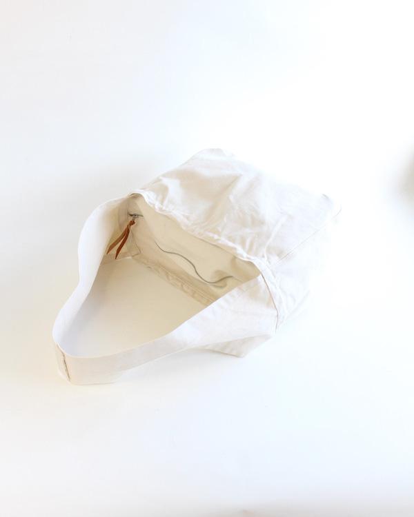 LABOR DAY レーバーデイ|NEWSPAPER BAG ニュースペーパーバッグ【NATURAL】