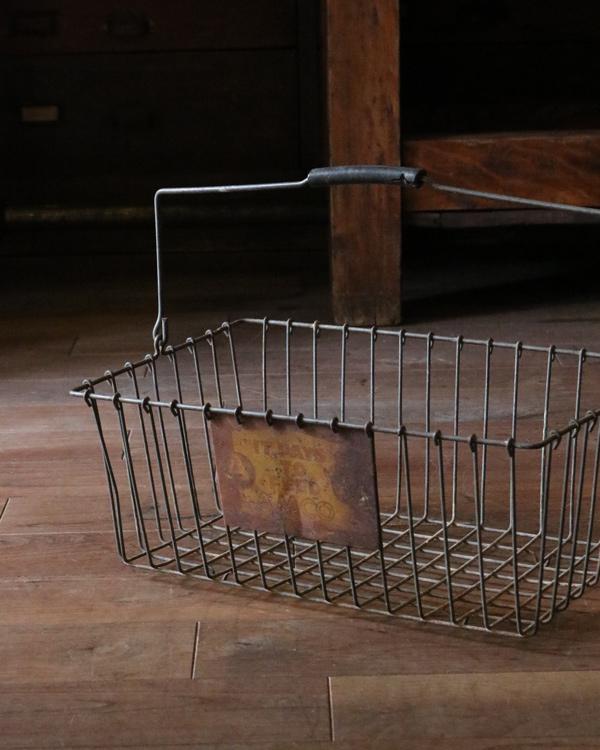 """AMCO"" Store Basket|""AMCO""ストアバスケット"
