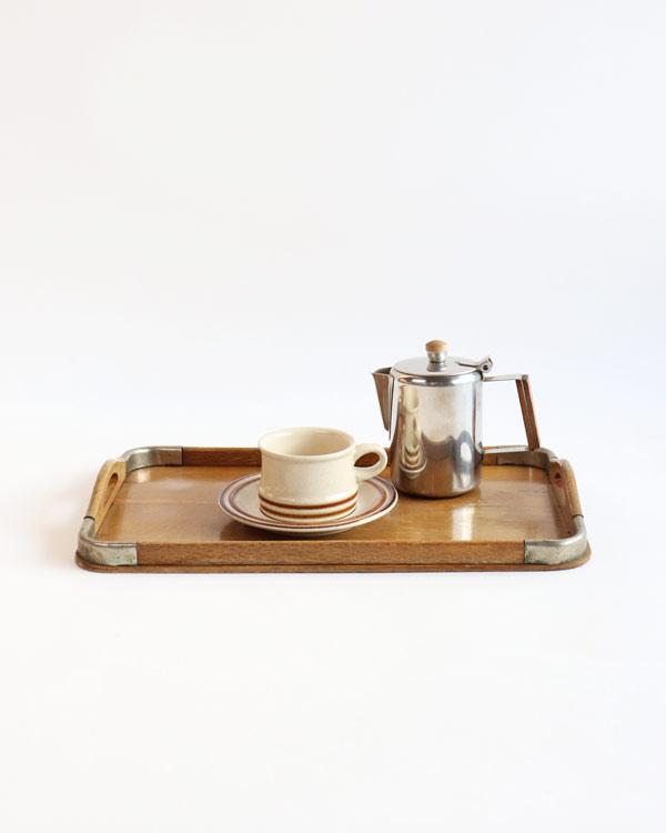 Wooden Rctangle Tray|木製レクタングルトレイ