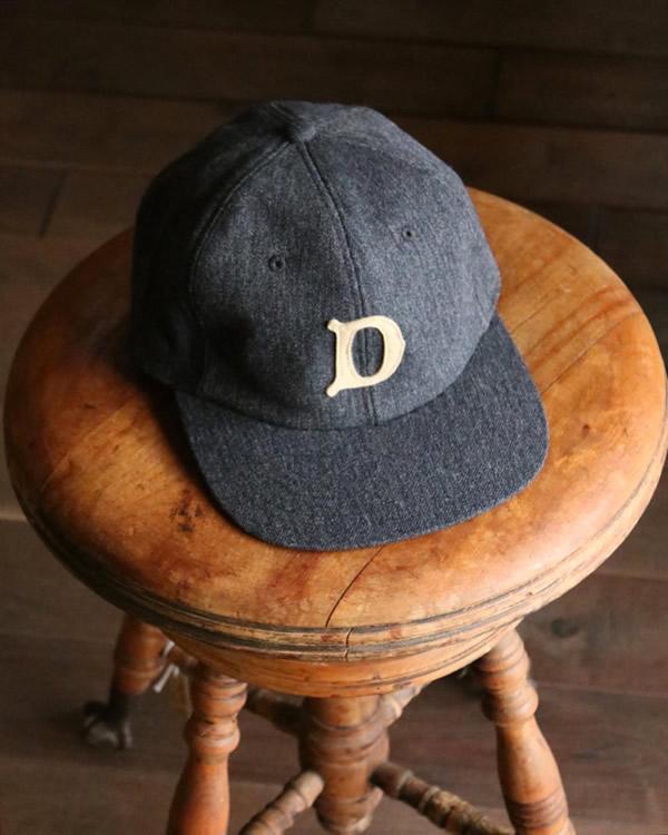 THE H.W.DOG & Co. ザ エイチダブリュー ドッグアンドコー|BASEBALL CAP ベースボールキャップ【C.GRAY】