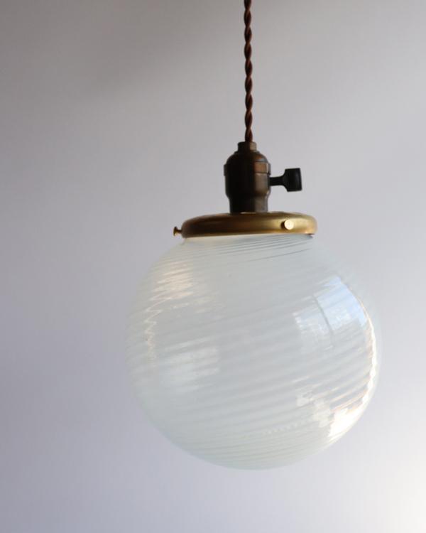 Early Lamp Globe|アーリーガラスグローブ