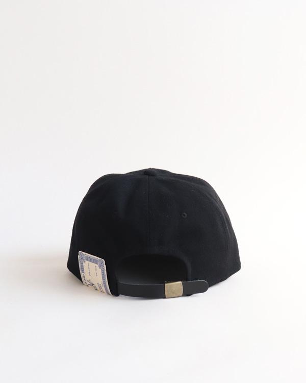 THE H.W.DOG & Co. ザ エイチダブリュー ドッグアンドコー BASEBALL CAP ベースボールキャップ【BLACK】
