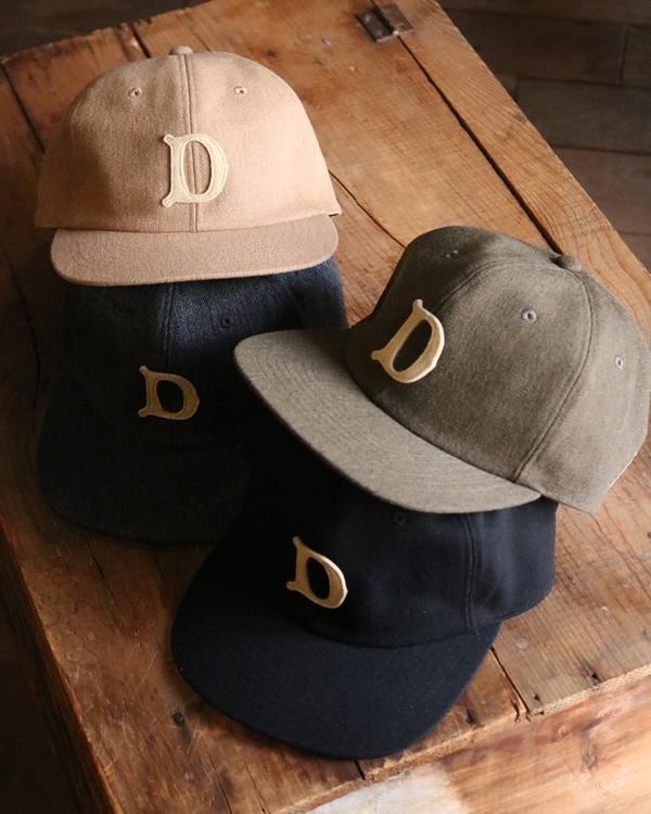 THE H.W.DOG & Co. ザ エイチダブリュー ドッグアンドコー|BASEBALL CAP ベースボールキャップ【KHAKI】