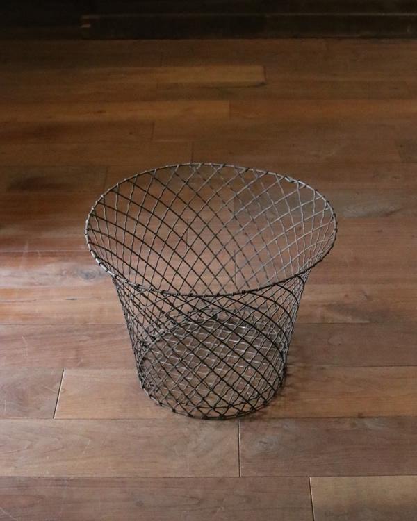 Trash Basket B|ワイヤーバスケット B