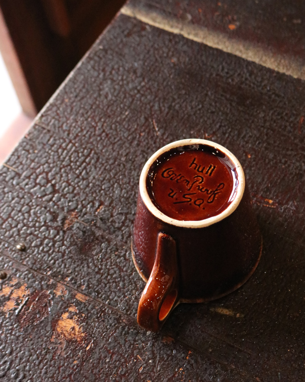 """hull"" Coffee Mug|""hull"" コーヒーマグ"