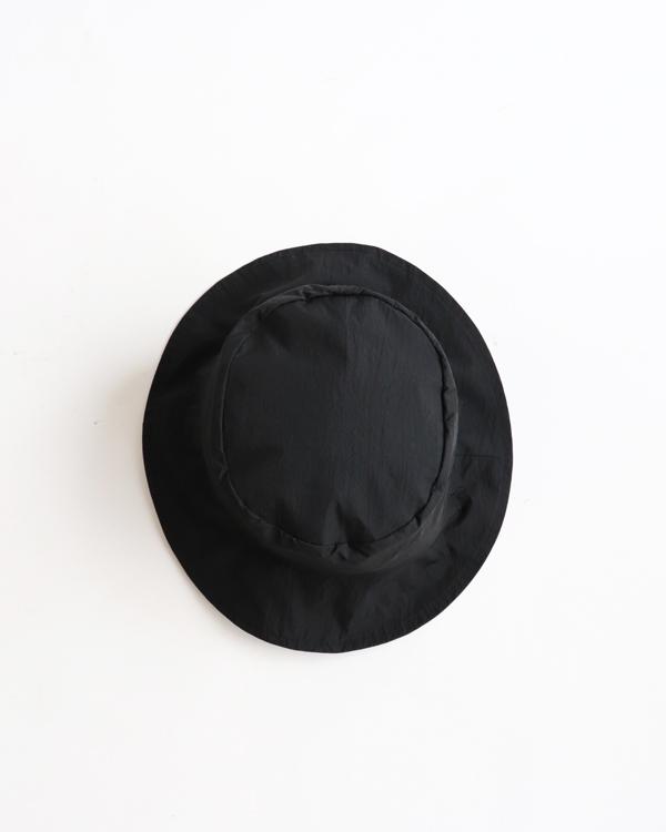 THE H.W.DOG & Co.|ザ エイチダブリュー ドッグアンドコー PACKABLE HAT|パッカブルハット【BLACK】