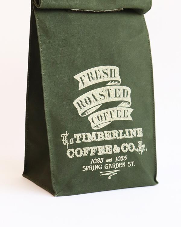 LABOR DAY レーバーデイ| TIMBERLINE COFFEE CO. ORIGINAL ROLL BAG ティンバーラインコーヒー オリジナルロールバッグ