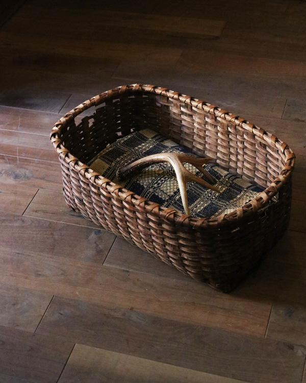 Early Cloth Basket A|アーリークロスバスケット A