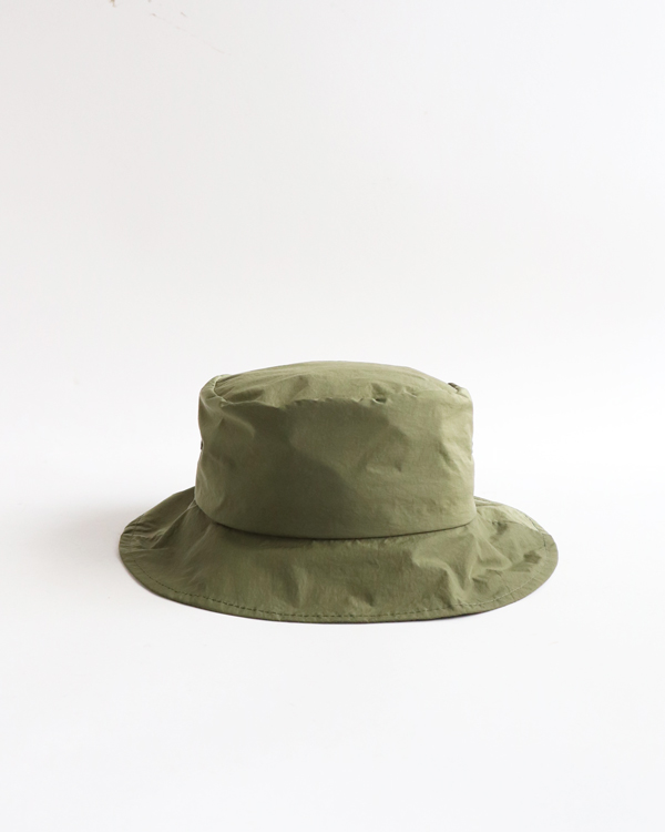 THE H.W.DOG & Co.|ザ エイチダブリュー ドッグアンドコー PACKABLE HAT|パッカブルハット【OLIVE】