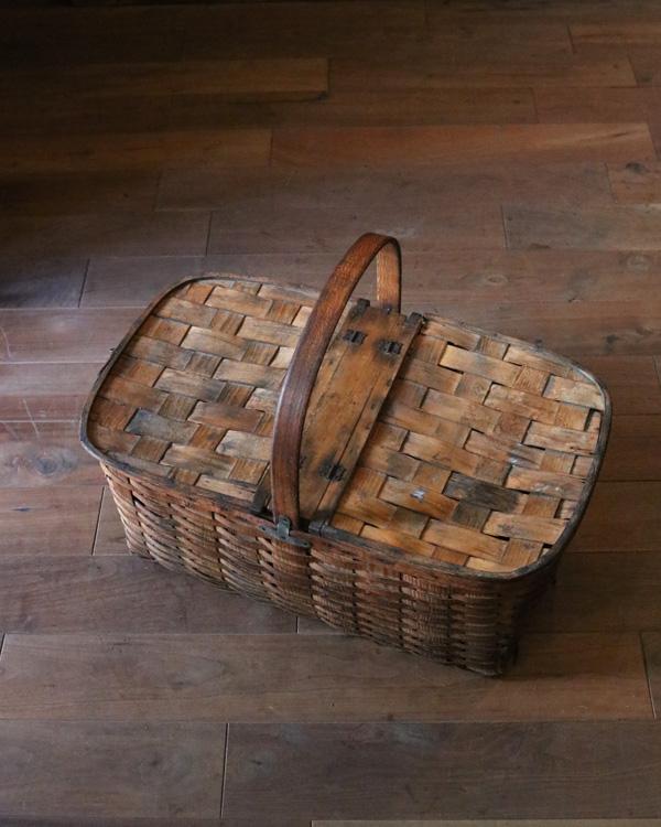 Picnic Basket L|ピクニックバスケット L