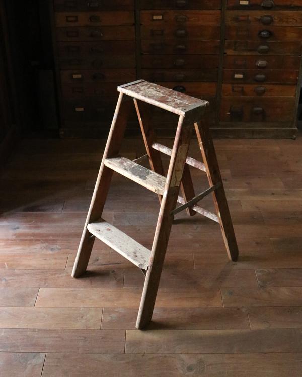 Step Ladder|ステップラダー