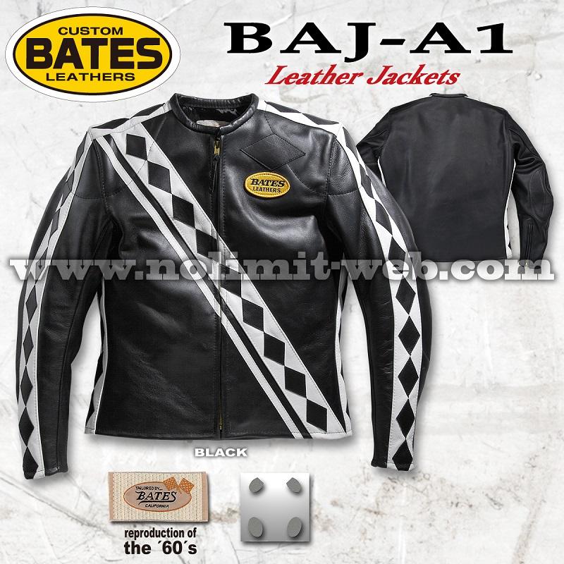 BAJ-A1 ベイツ レザージャケット ※グローブプレゼント対象