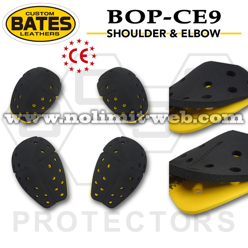 BOP-CE9 CE肩肘パッド