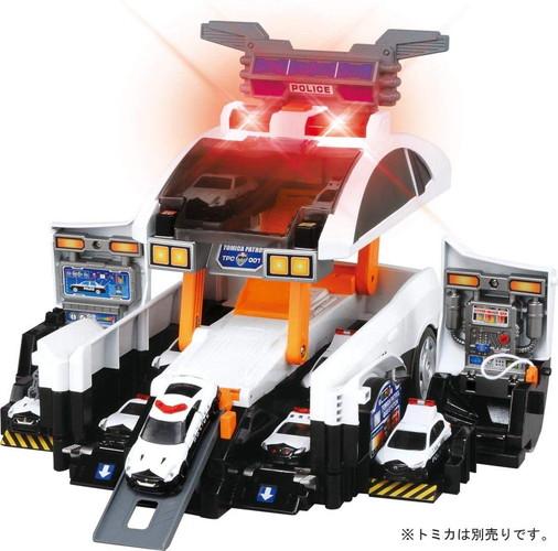 トミカ ビッグに変形! デカパトロールカー