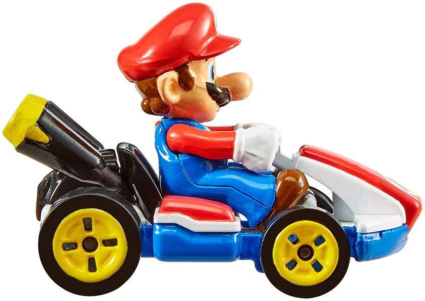 HOT WHEELS(ホットウィール) マリオサーキット トラックセット 「マリオカート」