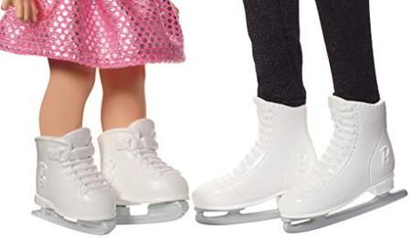 バービー バービーとおしごと! アイススケートのせんせいセット (FXP38)