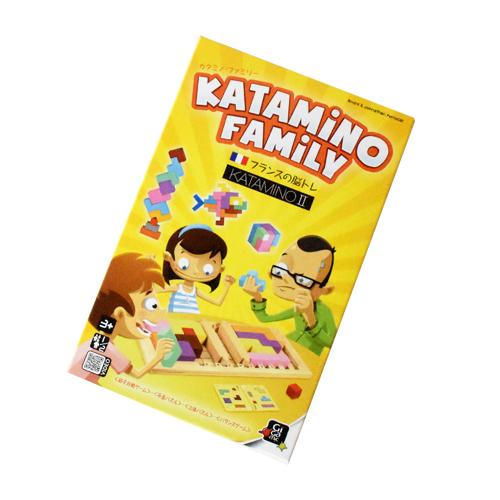ギガミック Gigamic カタミノ・ファミリー 日本語版