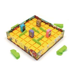 ギガミック Gigamic コリドール ジュニア [日本語訳付き] [正規輸入品] ボードゲーム