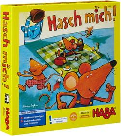 キャッチ・ミー [日本語訳付き] HABA(ハバ) HA2400