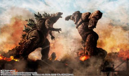 【新品未開封】S.H.モンスターアーツ KONG from Movie 『GODZILLA VS. KONG』(2021) コング