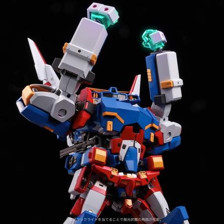 【同梱不可】【2021年12月予約】RIOBOT スーパーロボット大戦OG 変形合体 SRX