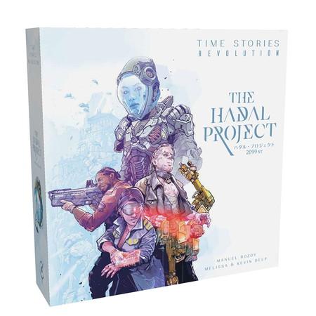 TIMEストーリーズ レボリューション ハダル・プロジェクト 日本語版