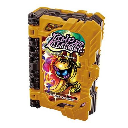 DX雷鳴剣黄雷エンブレム&ランプドアランジーナワンダーライドブック 「仮面ライダーセイバー」