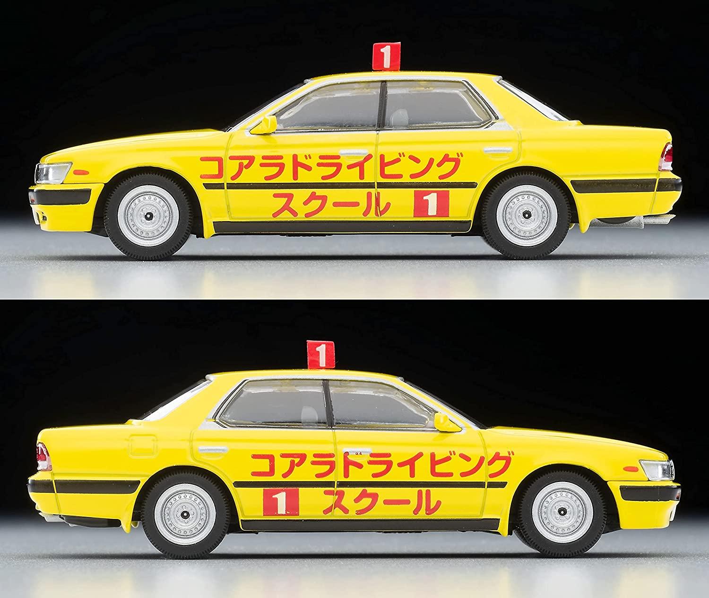 【2022年3月発売 予約商品】1/64 LV-N260a ニッサンローレル 教習車 黄色 92年式「トミカリミテッドヴィンテージ ネオ」