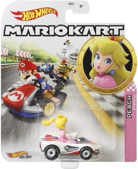 1/64 Hot Wheels マリオカート Mix G 8個アソート (GBG25-986G)
