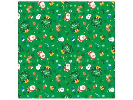 【クリスマスラッピング】変身聖剣 DX風双剣翠風 「仮面ライダーセイバー/聖刃」
