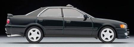 【2021年1月 予約商品】1/64 LV-N224b トヨタ チェイサー ツアラーV(ダークグリーン) 「トミカリミテッドヴィンテージNEO」 [313021]