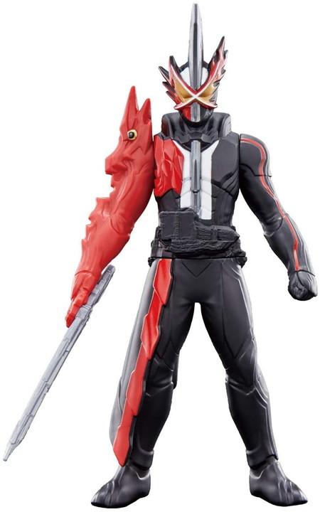 仮面ライダーセイバー ライダーヒーローシリーズ 01仮面ライダーセイバー ブレイブドラゴン