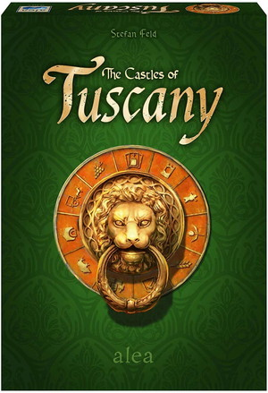 トスカーナ (The Castles of Tuscany) [日本語訳付き]