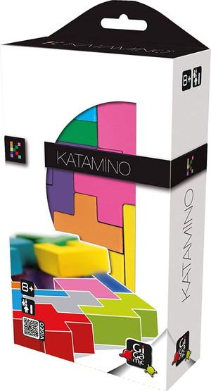 ギガミック Gigamic KATAMINO カタミノ ポケット [日本語訳付き] [正規輸入品] ボードゲーム