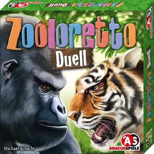 ズーロレット デュエル (Zooloretto Duell) [日本語訳付き]