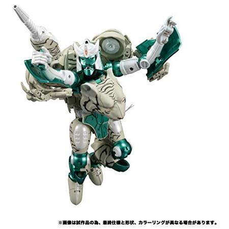 【2020年9月 予約商品】MP-50 タイガトロン (ビーストウォーズ) 「トランスフォーマー マスターピース」